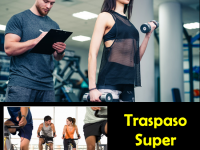 TRASPASO SUPER GIMNASIO - Todas